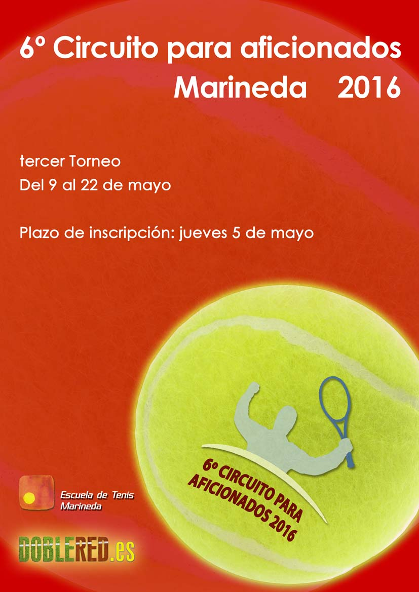 cartel 3º 2016 A4