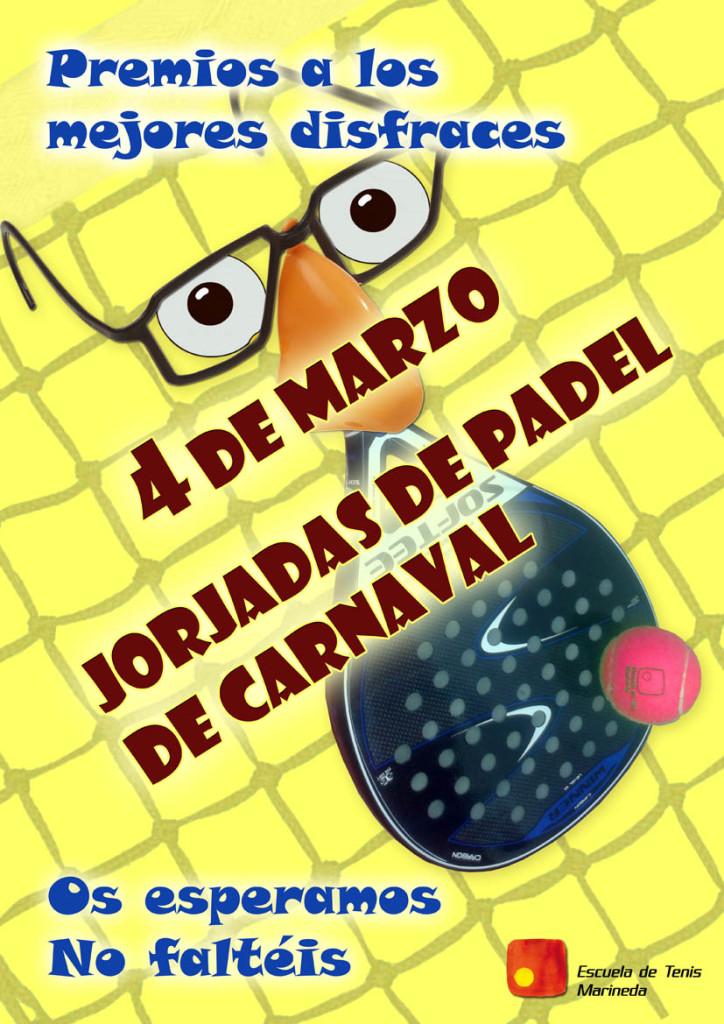 CARTEL CARNAVAL A4 4-03-17