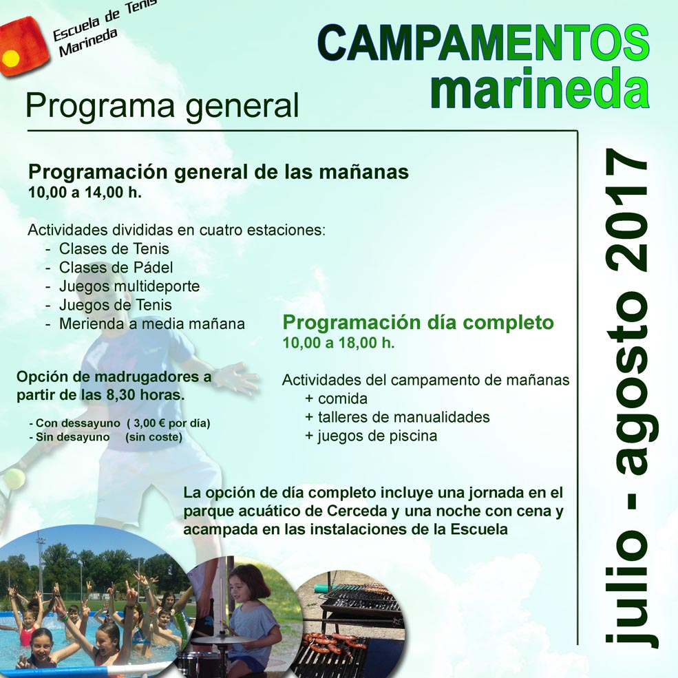programa general 2017